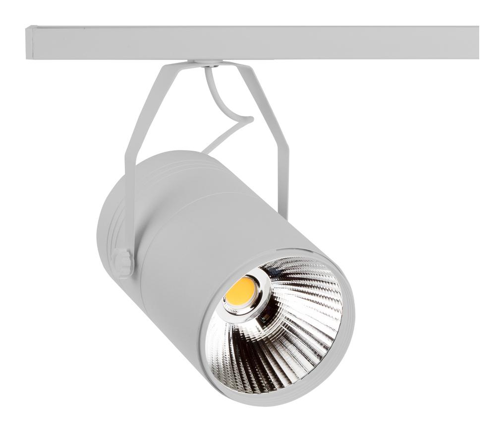 Трековый светодиодный светильник 50 Вт модель 001 - 2
