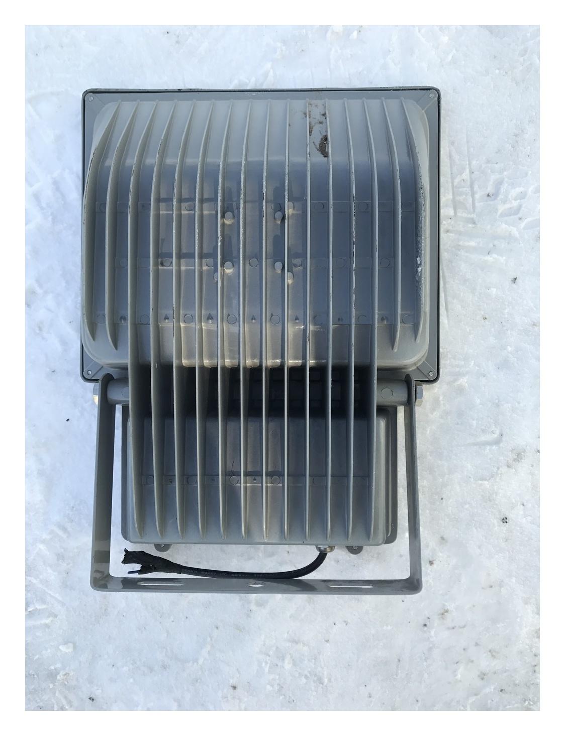 Корпус прожектора светодиодного 70-100вт - 1